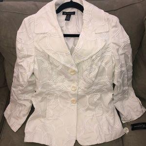 INC long sleeve jacket